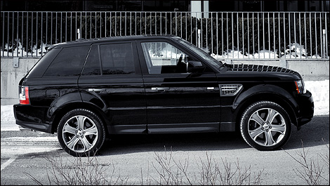 range rover sport supercharged 2011 essai routier. Black Bedroom Furniture Sets. Home Design Ideas