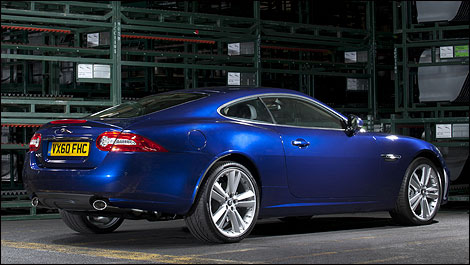 Jaguar XK (Photo: Jaguar)
