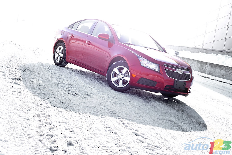 2011 chevrolet cruze lt turbo review photo gallery. Black Bedroom Furniture Sets. Home Design Ideas
