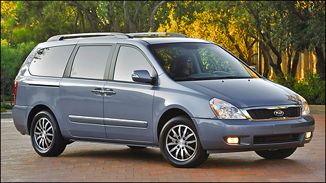 2011 kia sedona ex luxury review. Black Bedroom Furniture Sets. Home Design Ideas