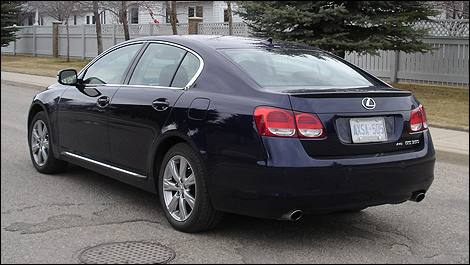 The GS 350 AWD Can Still Embarrass Many So Called Sports/performance Sedans  Without Having The Driver Break Into A Sweat.