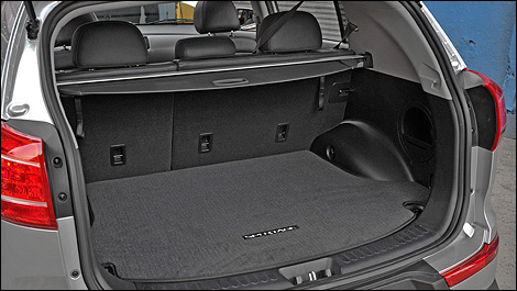 kia sportage sx 2011 essai routier nouvelles auto123. Black Bedroom Furniture Sets. Home Design Ideas