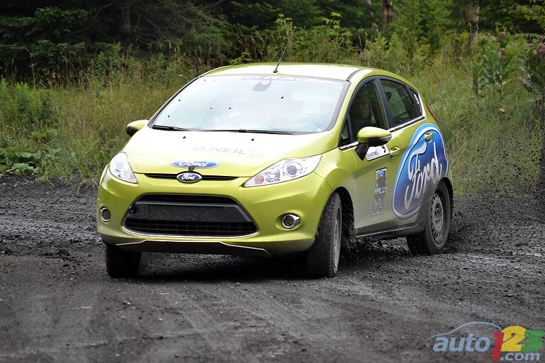 My Ford Fiesta Rally Extravaganza (video + photo gallery)
