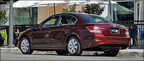 2008 Honda Accord Secondary Shaft Bearing Recall