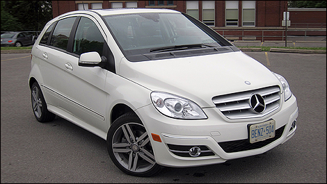 2011 mercedes benz b 200 turbo review. Black Bedroom Furniture Sets. Home Design Ideas