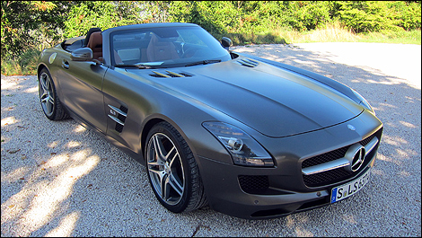 Used sls amg for sale canada for Performance mercedes benz st catharines