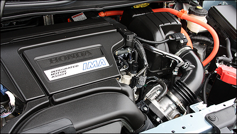 2012 Honda Civic Hybrid engine