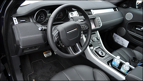 range rover evoque 2012 premi res impressions nouvelles auto123. Black Bedroom Furniture Sets. Home Design Ideas