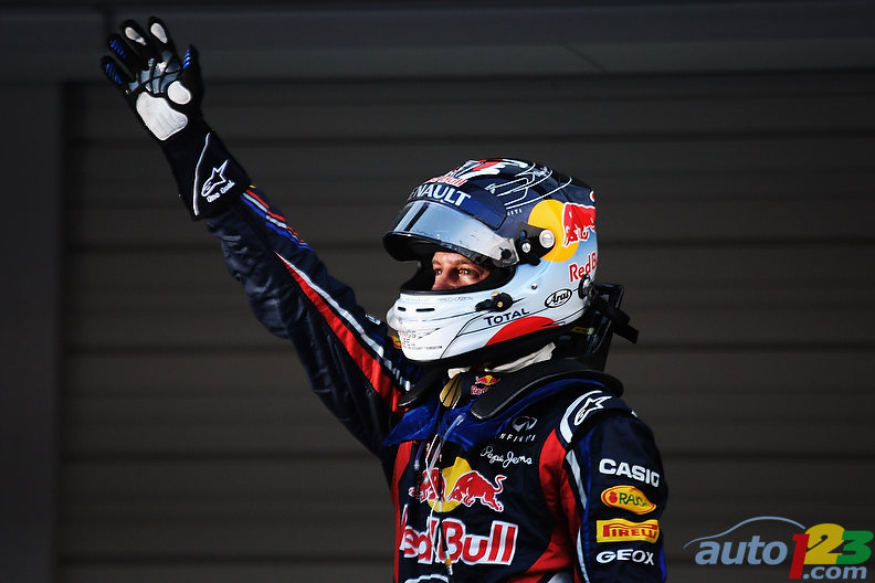 F1: Photo gallery of Sebastian Vettel's second World Championship title! (+video)