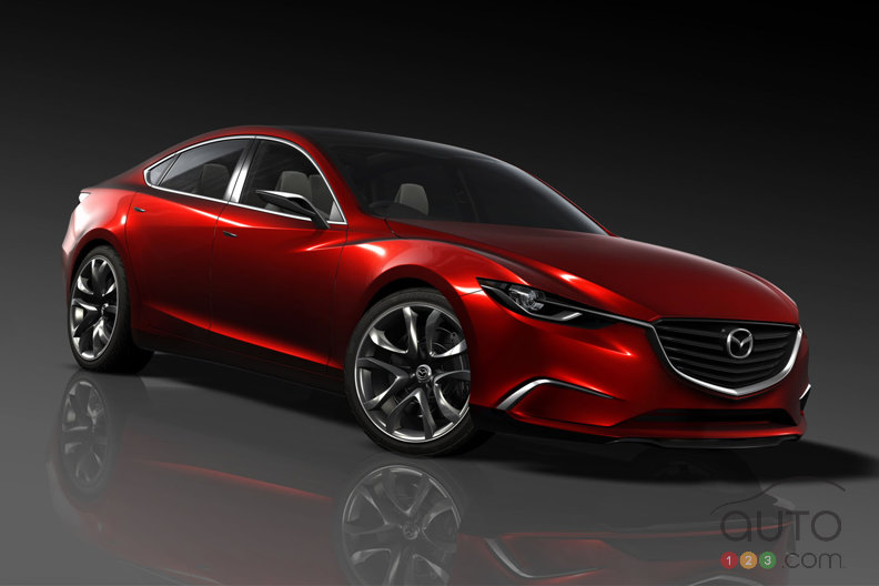 Mazda's KODO - Soul of Motion takes shape