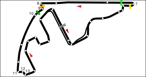 Гран-При Абу-Даби 2012, DRS