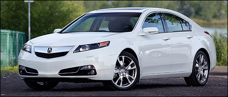 Acura  on 2012 Acura Tl Sh Awd Elite Review Editor S Review   Page 1   Auto123