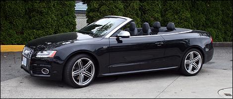 audi s5 cabriolet 3 0 tfsi quattro premium 2011 essai. Black Bedroom Furniture Sets. Home Design Ideas