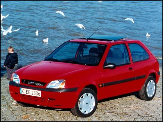 Ford Fiesta Mk5 Body Kits
