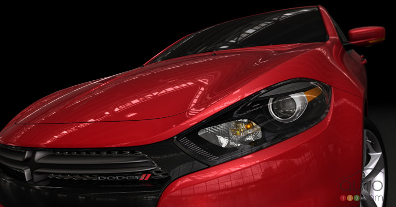 2013 Dodge Dart on its way