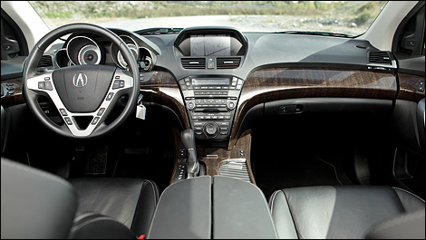 Acura  Review on 2011 Acura Mdx Sh Awd Elite Review Editor S Review   Page 1   Auto123
