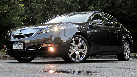 Acura 2012 on 2000 Acura2 On 2012 Acura Tl Sh Awd Elite Review Editor S Review Page