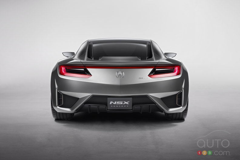 Detroit 2012: NSX Concept headlines trio of new Acura models