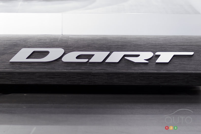 VIDEO: 2013 Dodge Dart at Detroit Auto Show