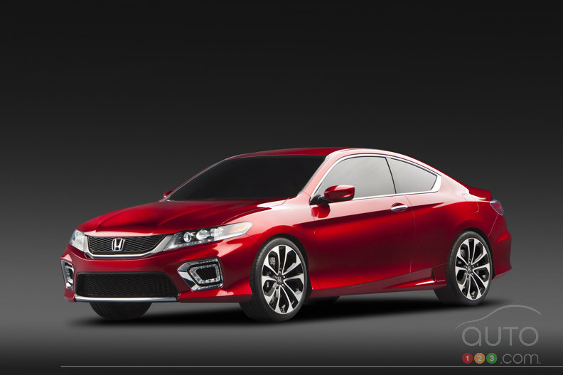 Honda unveils new concept in Detroit