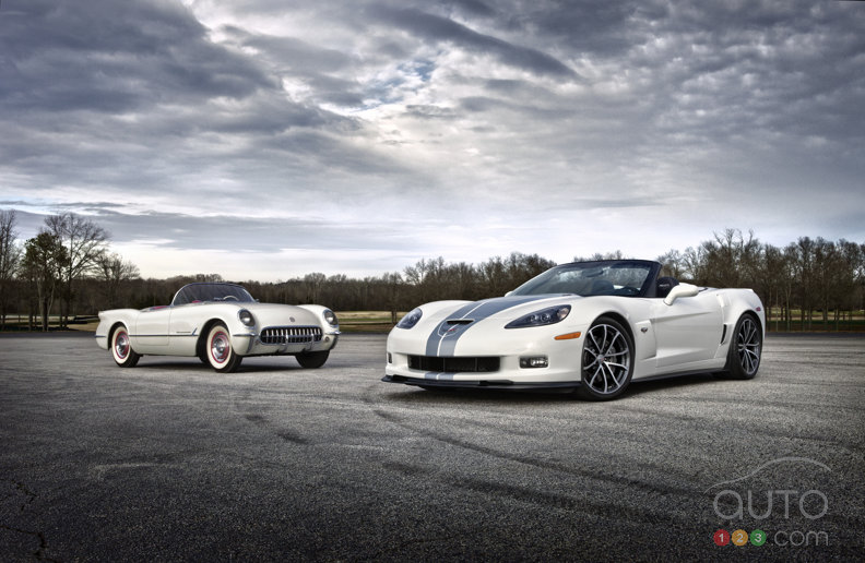 Behold the 2013 Corvette 427 Convertible Collector Edition