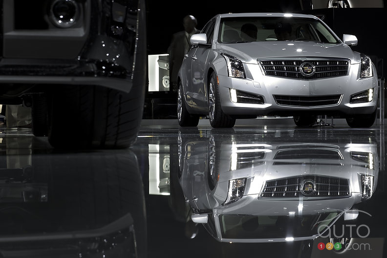 VIDEO: 2013 Cadillac ATS at Detroit Auto Show