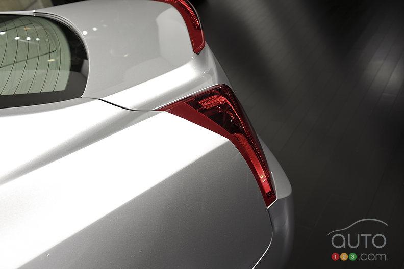 VIDEO: 2013 Cadillac ATS at Detroit Auto Show