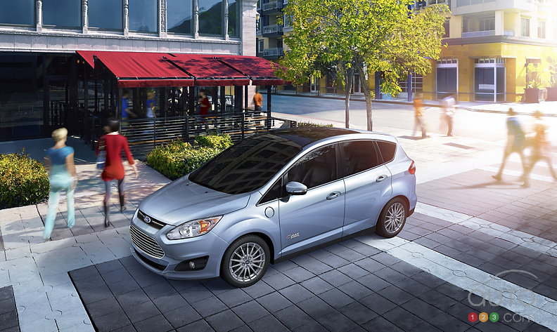 2013 Ford C-MAX Hybrid and C-MAX Energi Preview