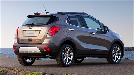 2013 Buick Encore