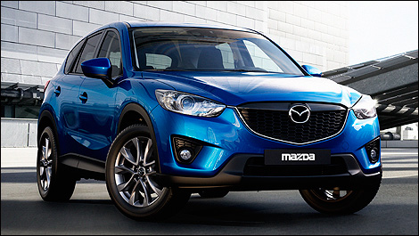 Mazda on The 2013 Mazda Cx 5 Will Go On Sale In February Starting At  22 995