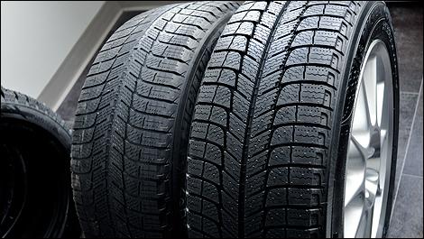 Test De Pneus D Hiver Michelin X Ice 3 Auto123 Com