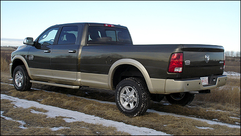 For this Ram 25... 2012 Dodge Ram 2500 Gvw
