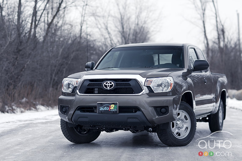2012 Toyota Tacoma 4x2 Access Cab SR5 Review