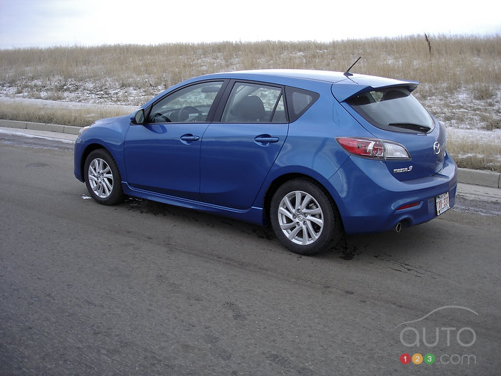 2012 Mazda3 Sport GS-SKY Review