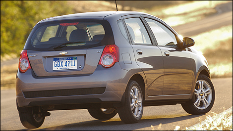 chevrolet aveo aveo5 used car news auto123. Black Bedroom Furniture Sets. Home Design Ideas