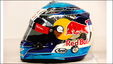 f1 photos des casques de pilotes de formule 1 2012. Black Bedroom Furniture Sets. Home Design Ideas