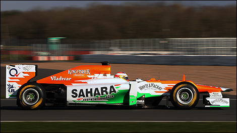 F1 Sahara Force India VJM05