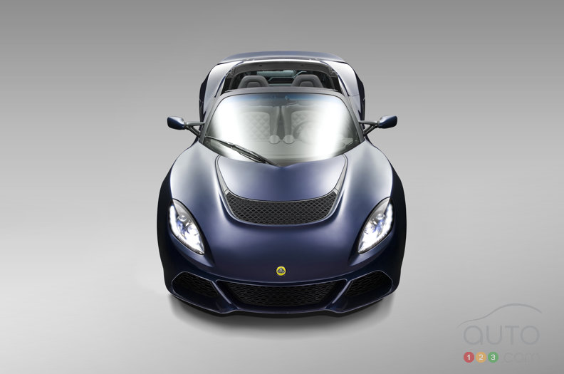 Exige S Roadster: Lotus unleashes beautiful beast