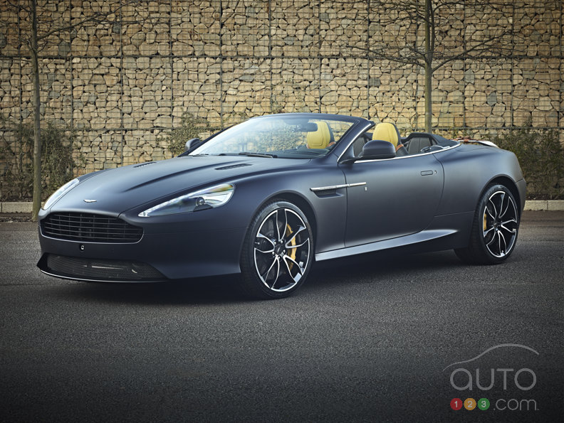 Aston Martin launches Q personalization service