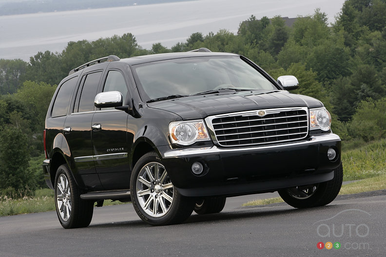 2007-2009 Chrysler Aspen Pre-owned