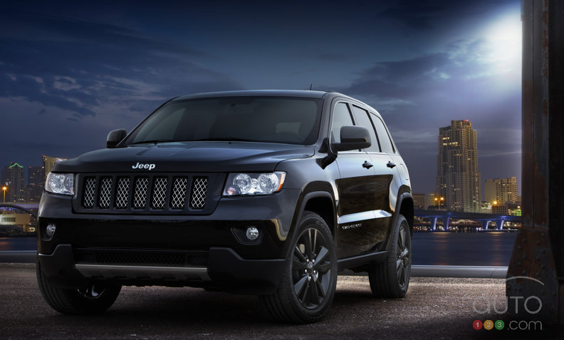 Jeep hits new Altitude with limited editions