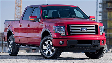 Ford F 150 FX4 2012 i01 Alberta leads new vehicle sales so far in 2012