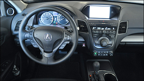 Acura  Reviews on 2013 Acura Rdx First Impressions Editor S Review   Auto123 Com
