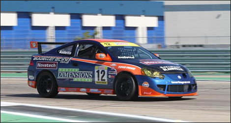 Audette Racing's Acura RSX Type-S (Photo: Marie-Lyse Tremblay/Pole-Position Magazine)