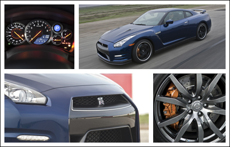 2013 Nissan  on 2013 Nissan Gt R Preview Car News Auto123   New Cars Review For 2013
