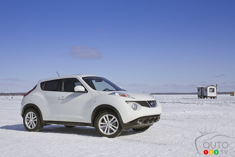 2012 Nissan Juke SL AWD Review