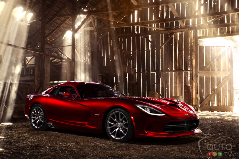 The return of the snake: Viper's back for 2013