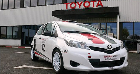 Sports Motorsports Auto Racing Rallying  on Rally  Toyota Could Make A Comeback In Wrc   Auto123 Com