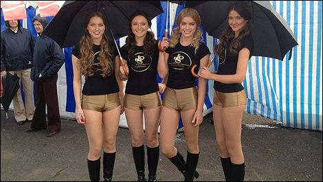Auto Racing  Crew Clothing on Sponsor  John Player Special Pit Girls   Photo   Rush  Facebook