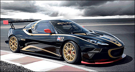 Auto Racing Jobs on Alms  All Systems Go For Alex Job Racing S Lotus Evora Gt   Auto123